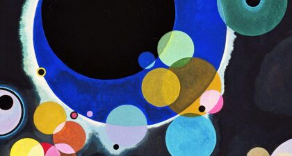 Kandinsky, Several Circles (1926)